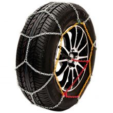"Sumex Husky Winter Classic Alloy Steel Snow Chains for 15"" Car Wheel Tyres"