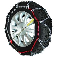 """Sumex Husky Winter Professional 16mm 4WD Snow Chains for 21"""" Car Wheel Tyres"""