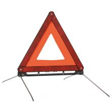 Sumex Breakdown & Travel O.E.M Quality Emergency Red Warning Triangle & Case