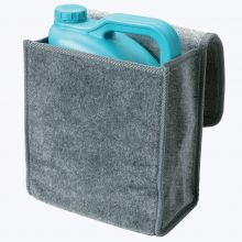 Sumex Grey Carpet Car Boot Oil & Fluid Storage Bag