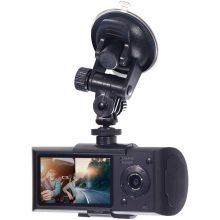 Streetwize Dual View Dash Cam With GPS Tracking