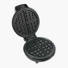 Schallen Black Electric 760W Waffle Maker Iron Machine