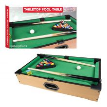 Global Gizmos Indoor Sports Tabletop Table Pool Snooker Game