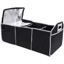 Streetwize Boot Organiser With Detachable Cooler Bag