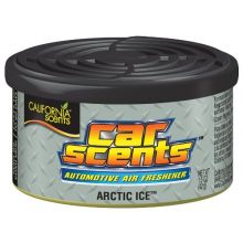 California Scents Car & Home Long Lasting Tin Air Fresheners - ARTIC ICE