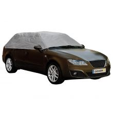 Sumex Waterproof & Breathable Car Half Top Cover