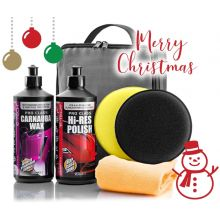 E-Tech Glorious Body & Paintwork Car Detailing Kit Gift Set
