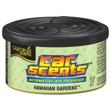 California Scents Car & Home Long Lasting Tin Air Fresheners - HAWAIIAN GARDENS