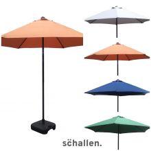 Schallen 2.7M Sturdy Straight UV50 Sun Umbrella Parasol