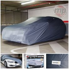 Sumex Premium Collection Soft Grey Fabric Indoor Garage & Showroom Car Cover