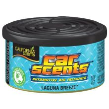 California Scents Car & Home Long Lasting Tin Air Fresheners - LAGUNA BREEZE