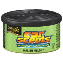 California Scents Car & Home Long Lasting Tin Air Fresheners - MALIBU MELON