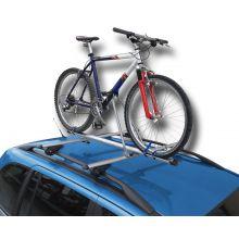 Maypole Menabo Topbike Single 15kg Car Roof Cycle Holder Bike Carrier