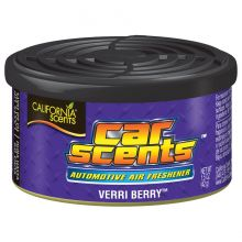 California Scents Car & Home Long Lasting Tin Air Fresheners - VERRI BERRY